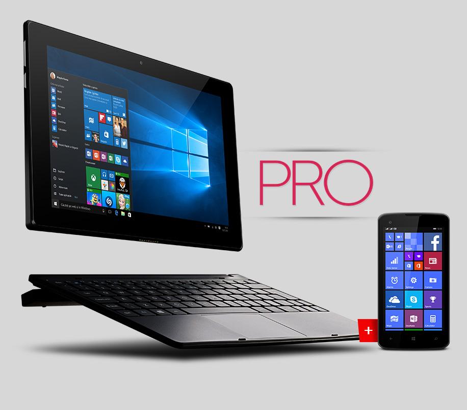 Tablet (Windows 10) + smartfon za 569zł  @ Allview