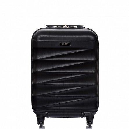 OCHNIK Mała twarda kabinowa walizka 18'